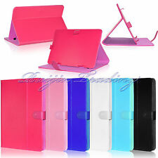 Universal Leather Stand Cover Case For 10 10.1 Inch Android Tablet