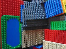 LEGO DUPLO BASE PLATES 50 TO CHOOSE FROM! ETC LOT 1