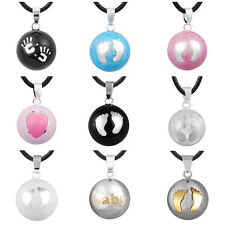 NEW HARMONY BALL/CHIME MEXICAN BALL BALINESE BABY PENDANT MUM TO BE PREGNANT