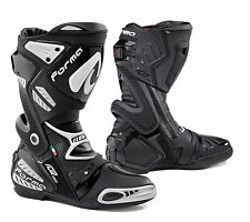 Forma ICE PRO FLOW black mens motorbike motorcycle boots