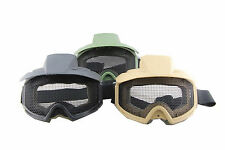 CS Airsoft Paintball Tactical Military Goggles Outdoor Eye Protective 2 Types