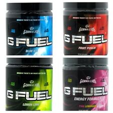 NEW Gamma Labs G Fuel 40 servings CHOOSE YOUR FLAVOR GFuel Pre-workout NOT EXPRD