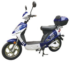 DAYUN ELECTRIC MOPED TANDEM BICYCLE /SCOOTER BIKE 48 VOLT 12amp ROAD LEG