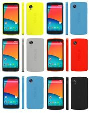 New High Quality Hard TPU Bumper Case Cover for LG Google Nexus 5 D820 D821