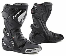 Forma ICE PRO black mens motorbike motorcycle boots