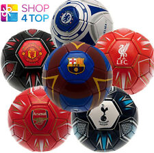 OFFICIAL FOOTBALL SOCCER CLUB TEAM MINI SKILL BALL SIZE 1 ORIGINAL LICENSED NEW