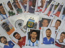 VIGNETTES PANINI FOOTBALL - FIFA WORLD CUP BRESIL 2014 - 355 à 373 EQUATEUR