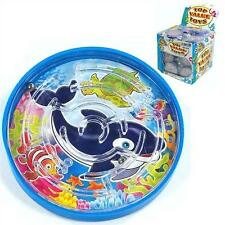 Sea Life Maze Puzzle Pocket Toys Party Loot Bag Fillers Prize Travel Games