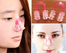 Hot Nose Up Japanese Silicone Nose Shaping Lifting Beauty Tool Clip Clipper