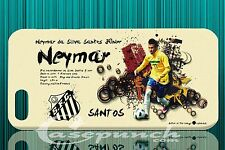 MZ BRAZIL NEYMAR New 3 FOR 3D iphone 4 4g 4s 5 5s 5c HTC One M7 back cover case