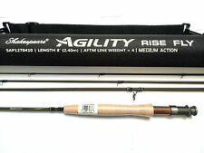 Shakespeare Agility Rise Fly Rod 6'#3 - 9'#5 all sizes available!