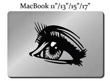 SOFT EYE Decal LAPTOP / MACBOOK Mac Pro Air Sticker Apple ALL SIZES M99