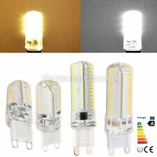 G9 Silica Gel 3W/5W/9W 64/104 LEDs 3014 SMD Pure/Warm White Light Bulb Lamp TH
