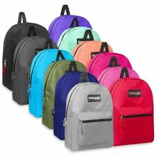 "Classic 17"" Trailmaker Backpack 12 Color Variety New With Tags"