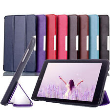Ultra Slim Crazy Horse Stand Leather Case BOOK Cover For Dell Venue 8 Tablet