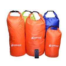 10/20/30L Travel Waterproof Pouch Camping/Dry Bag for Kayaking Canoeing Rafting