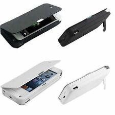 4200MAH Emergency Battery Backup Power Bank Charger Case For iPhone 5 5S iOS8/7
