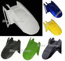 Rear Fender Mudguard Splash Guard For 2003-2004 KAWASAKI Ninja ZX636 ZX6R ZX6RR