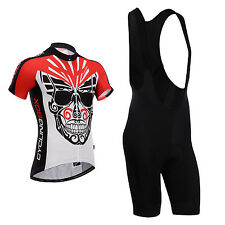 Cyclingbox Cycle Jersey Bike Shirt Race Top Bicycle Wear And Bib Shorts For Men