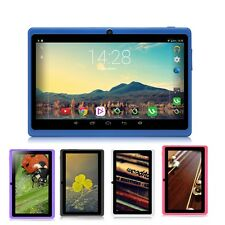 "9 Colors iRulu 7"" 8GB Android 4.2 Tablet PC Dual Core Dual Camera WIFI 1.5GHz"