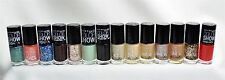 Maybelline New York Color Show Nail Lacquer Polish .23 oz NEW Choice of Colors