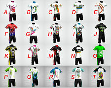 2014 Children Cycling Clothing Set Bicycle Cycling Wear Cycling jersey +shorts