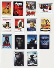 PLANET OF THE APES MOVIE POSTER FRIDGE MAGNETS w/ RISE DAWN CONQUEST ETC (print)