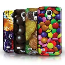 STUFF4 Phone Case/Back Cover for Samsung Galaxy S4 Mini /Sweets & Candy