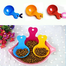 Practical Pet Dog Cat Puppy Dry Food Feed Bird Seed Scoop Hand Shovel Plastic