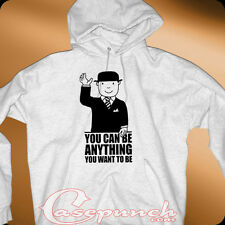 AN-MR BENN-CARTOON BBC SLOGAN FUNNY 1 hoodie sweatshirt (longsleve available)