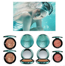 MAC Alluring Aquatic Collection Face NIB 100% Authentic Choose your item Fr Ship