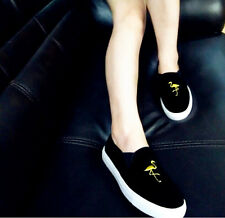 New Womens Elegant Cool Pumps Clothes Round Toe Flats Shoes Comfortable Hot Sale
