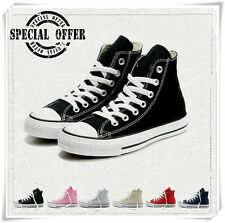 Trendy Women All Stars Canvas Optical High Top Sport Athletic Hot Sneakers Shoes