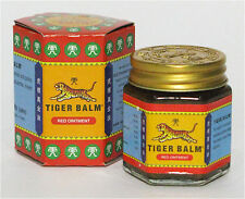 TIGER BALM 'RED' OINTMENT (relief of itchiness and muscular aches)