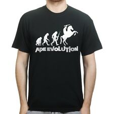 Evolution at Dawn Planet of Apes dvd blu ray T-shirt P848