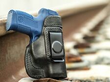 Taurus Millennium PT111 PT140 PT145 | Genuine Leather IWB Conceal Carry Holster