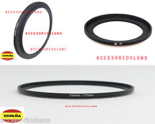 STEP UP ADAPTER RING 52MM-67MM,52MM-77MM,62MM-77MM,67MM-77MM ,72MM-77MM STEP UP