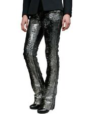 STUNNING NEW SOLD OUT BALMAIN DISTRESSED JEANS WITH SEQUINS (NWT)