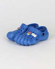 Jelly Beans Calos New Boys PVC Five Toe Perforated Slingback Water Sandal Shoes