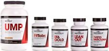 Beverly UMP 2lb FitTabs EFA Gold Lean Out 7KETO Ultimate Beach Body Stack 5% OFF