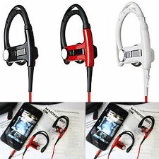 Sports Hook Running High Quality Stereo Earphones Headset for PC MP4 iPod iphone