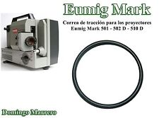 Drive Belt Super 8 Film Projector for Eumig Mark 501 - 502 D - 510 D
