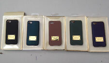 Michael Kors Matte iPhone 5 5S Hard Case Cover in Assorted Colors