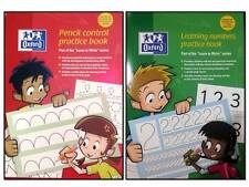 Oxford Learn to Write Pencil Control and Learning Numbers BUY 1 GET 1 at 30% OFF