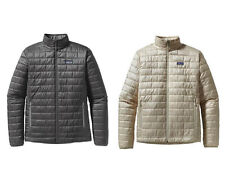 Patagonia NANO PUFF JACKET Quilted 60g Primaloft INSULATED AUTHENTIC Mens NEW