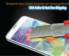 Tempered Glass Screen Protectors For  Samsung Phones (S3/4/5,Note2/3,mega6.3)