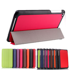 """Slim Stylish Folding Leather Case Cover For ASUS MEMO Pad 8 ME181C 8"""" Tablet"""