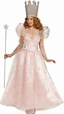 New Glinda the Good Witch Adult Costume. Perfect for Princesses! Fairies! Pink!