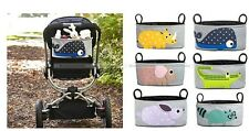 Animal Cute Strollers Organizer Baby Basket Pushchair Diaper Nappies Mother Bag