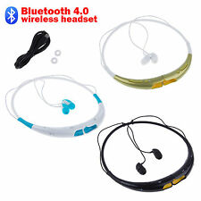 Sport Bluetooth Sans fil Casque Ecouteurs Wireless pour Samsung iPhone LG HTC CB